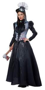 bellatrix lestrange victorian woman costume
