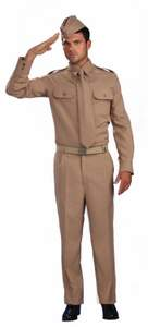 adult world war 2 soldier costume