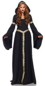 womens pagan witch costume