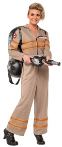 womens ghostbusters holzman costume