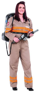 womens plus size ghostbusters costume