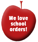 We love school orders