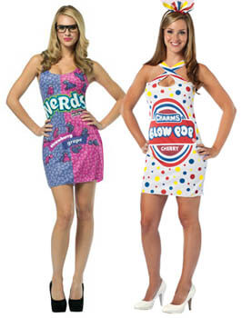 sexy candy girl costumes
