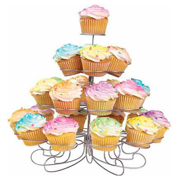 Cupcake Stand Huge Sale 5 Tier Hold 41 Cakes Only 19 95