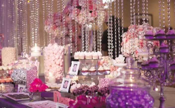 These Look Great As Wedding Centerpieces Table Decorations And Porch Aisle Drapings Crystals Are Made From