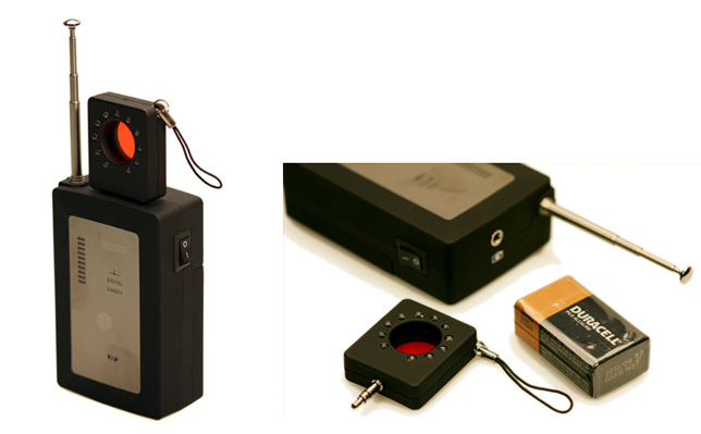 sleuthgear hidden camera detector