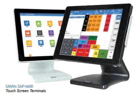 SAM4s SAP-6600 Tablet Terminal