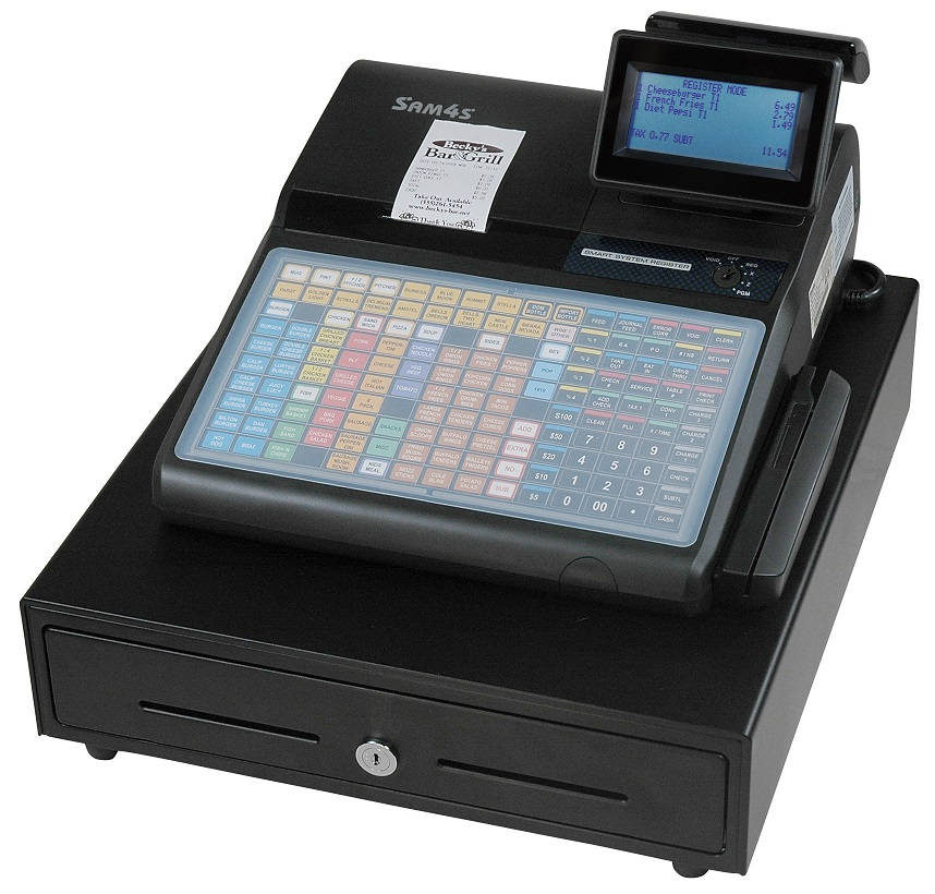 SAM4s SPS-320 Cash Register