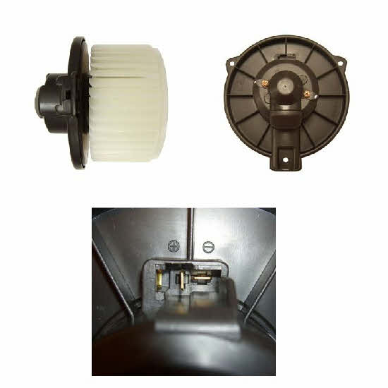 2000-2005 toyota echo without cold climate blower motor