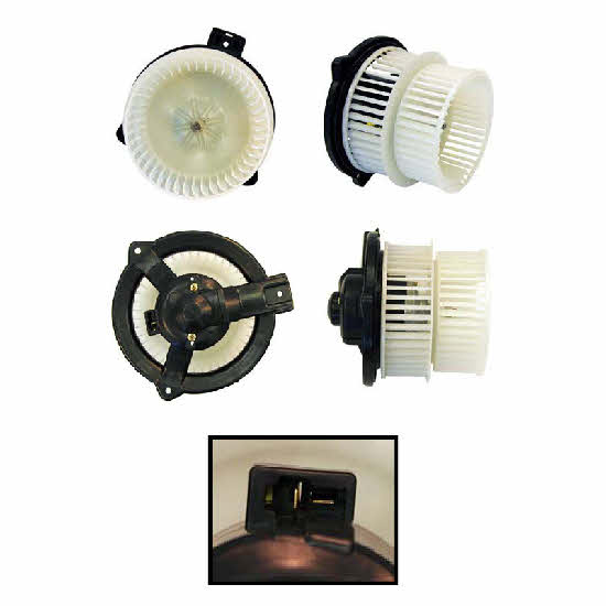 2004-2007 scion xa and xb blower motor