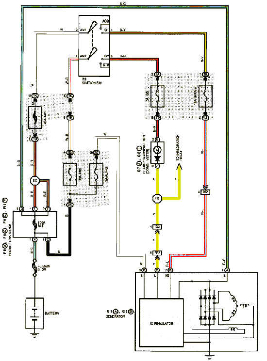 lexus start wiring diagram smart wiring diagrams u2022 rh emgsolutions co