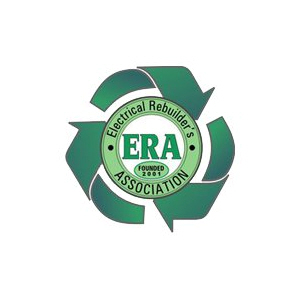We are part of the Electrical Rebuilders Association