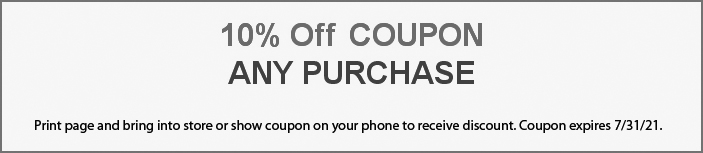 Special Deals In Store Coupon