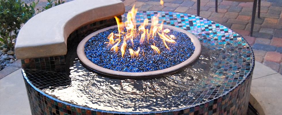 Decorative Fire Glass - Fire Glass