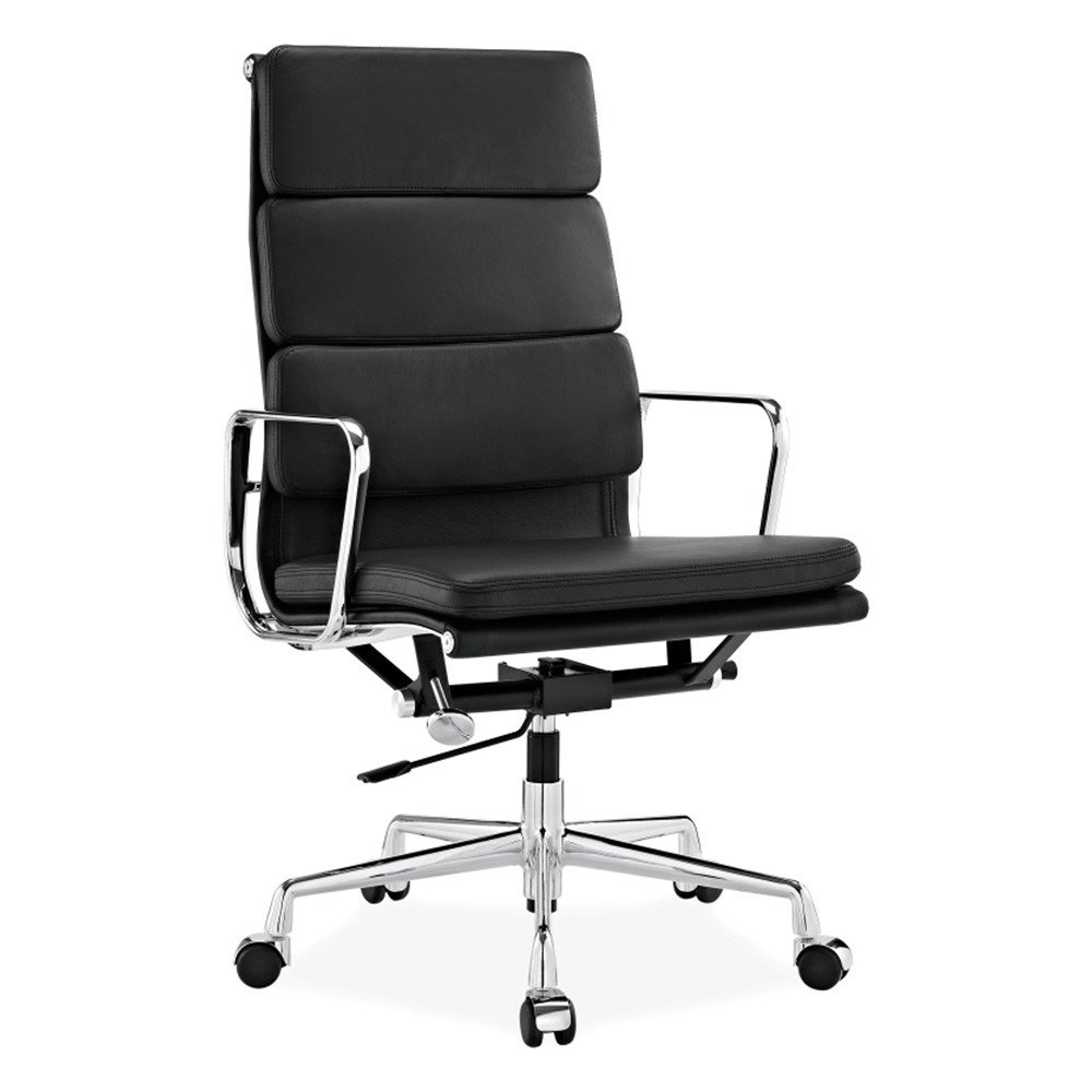 Eames Soft Pad Executive Office Chair Replica