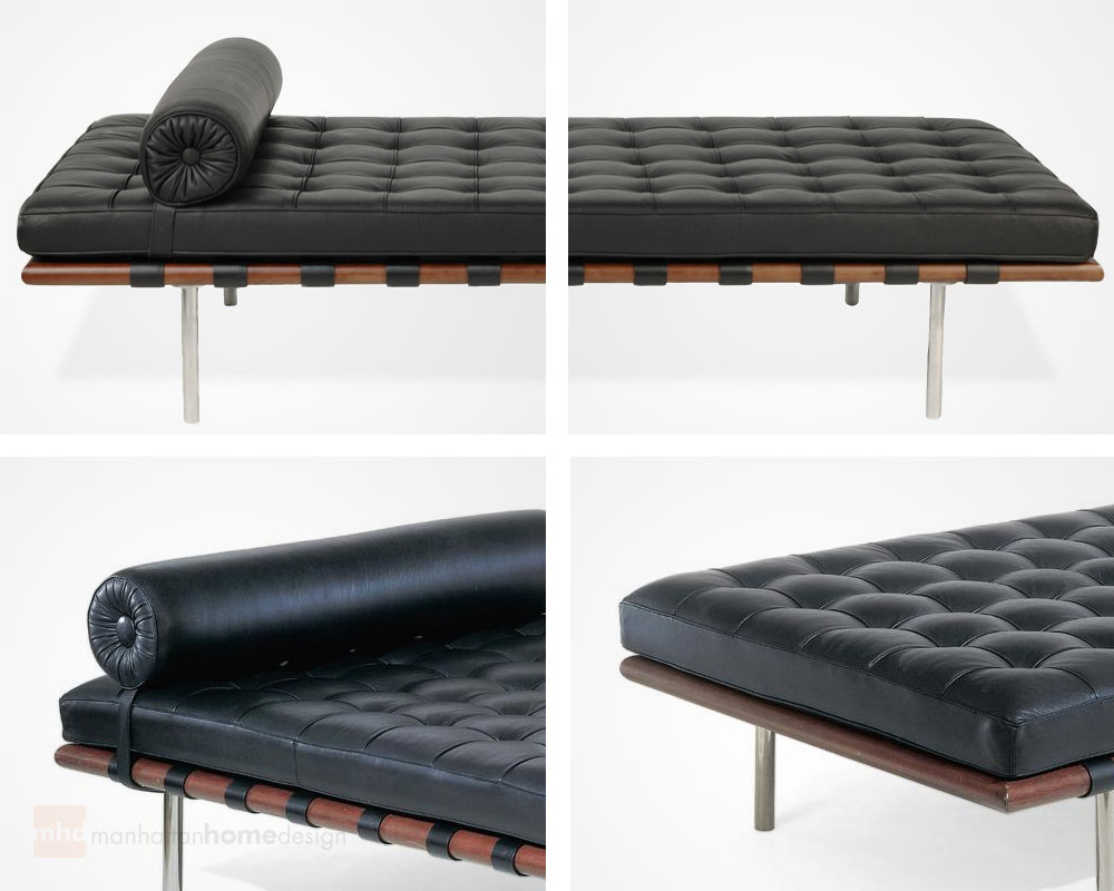 Barcelona Daybed Mies Daybed