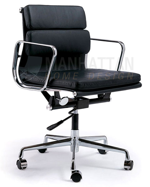 Padded Management Style Office Chair