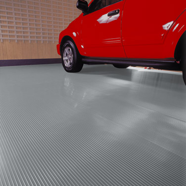 Blt Ribbed Garage Floor Lining