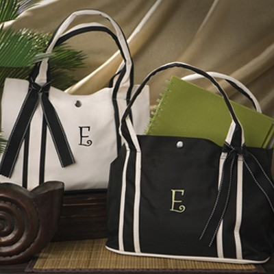 Personalized Roman Holiday Petite Tote