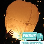Free Shipping Premier Flying Sky lantern Kits