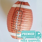Premier Football Game Paper Lanterns
