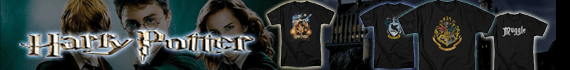 Check out our new Harry Potter Apparel!