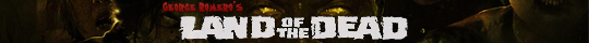 Land of the Dead Apparel