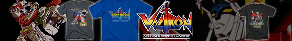 Check out our new Voltron Apparel!