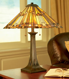 Stain Glass Table Lamps