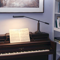 Piano Desk Lamp