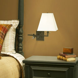 Bedroom Swing Arm Lamps