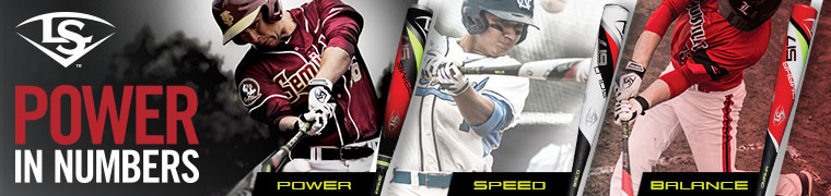 Louisville Slugger Baseball and Softball Equipment