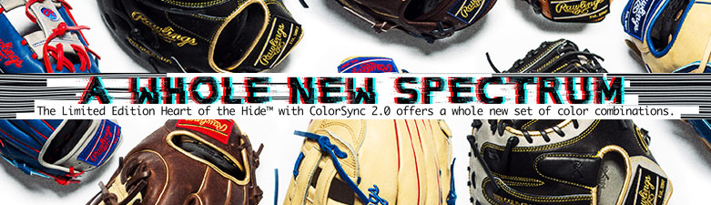 Rawlings ColorSync 2.0 Gloves