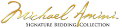 Michael Amini Bedding, Luxury Bedding Collections from the Michael Amini Bedding Series by AICO Furniture, Luxury Bedding Ensembles