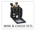 wine and cheese sets