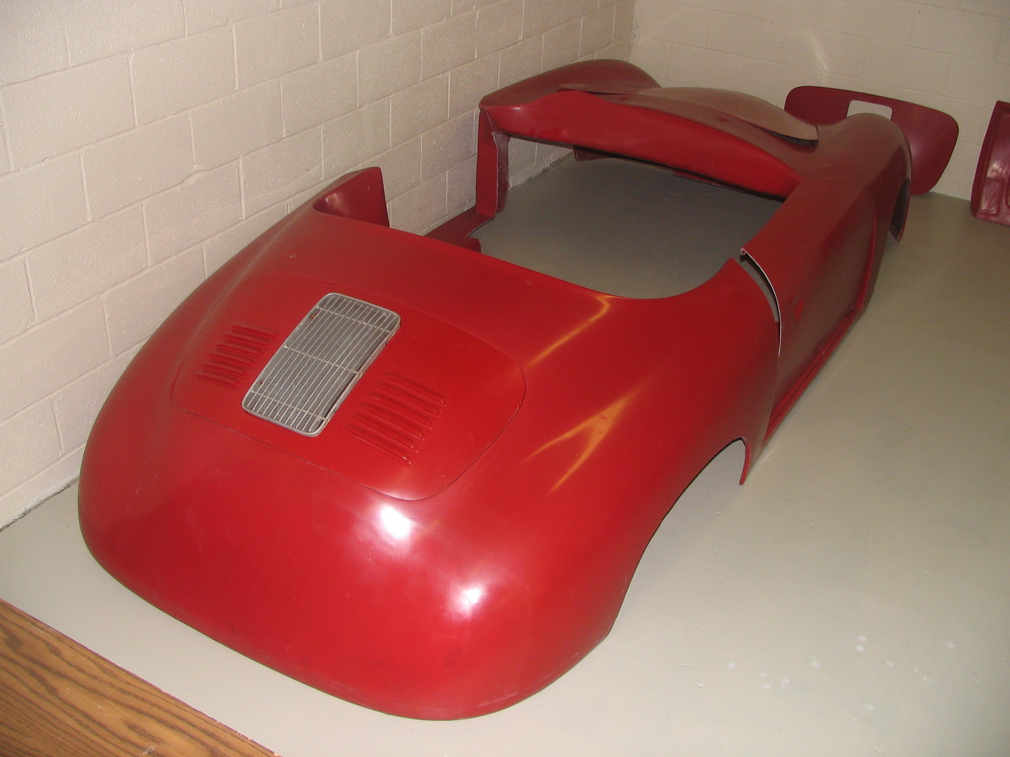 back ordered NOT AVAILABLE Porsche Speedster KIT CAR bodies replica 356A