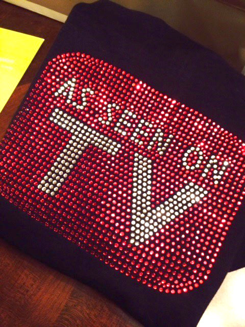 as seen on tv rhinestone