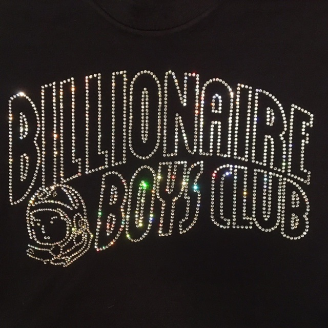 Billionaire Boys Club crystal shirts