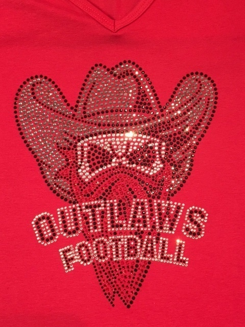 Outlaw Custom Bling