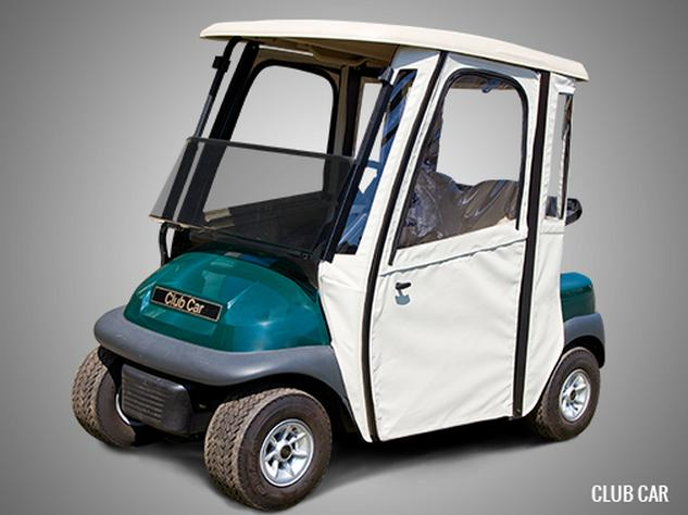 Club Car Precedent Encomp Enclosure by Club Pro Installing On Board Charger Golf Cart Html on