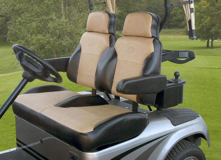 Touring Edition Seats Custom Golf Cart Seats
