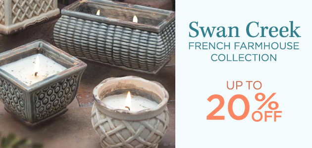 Swan Creek - French Farmhouse Collection - 15 Percent OFF