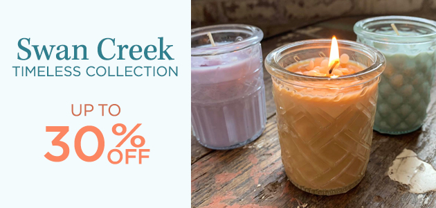 Swan Creek - Timeless Collection - Up To 30 Percent OFF
