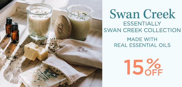 Swan Creek - Essentially Swan Creek Collection - 15 Percent OFF