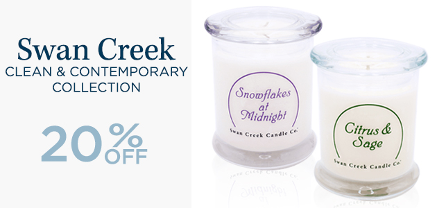 Swan Creek  - Clean & Contemporary Collection - 20 Percent OFF