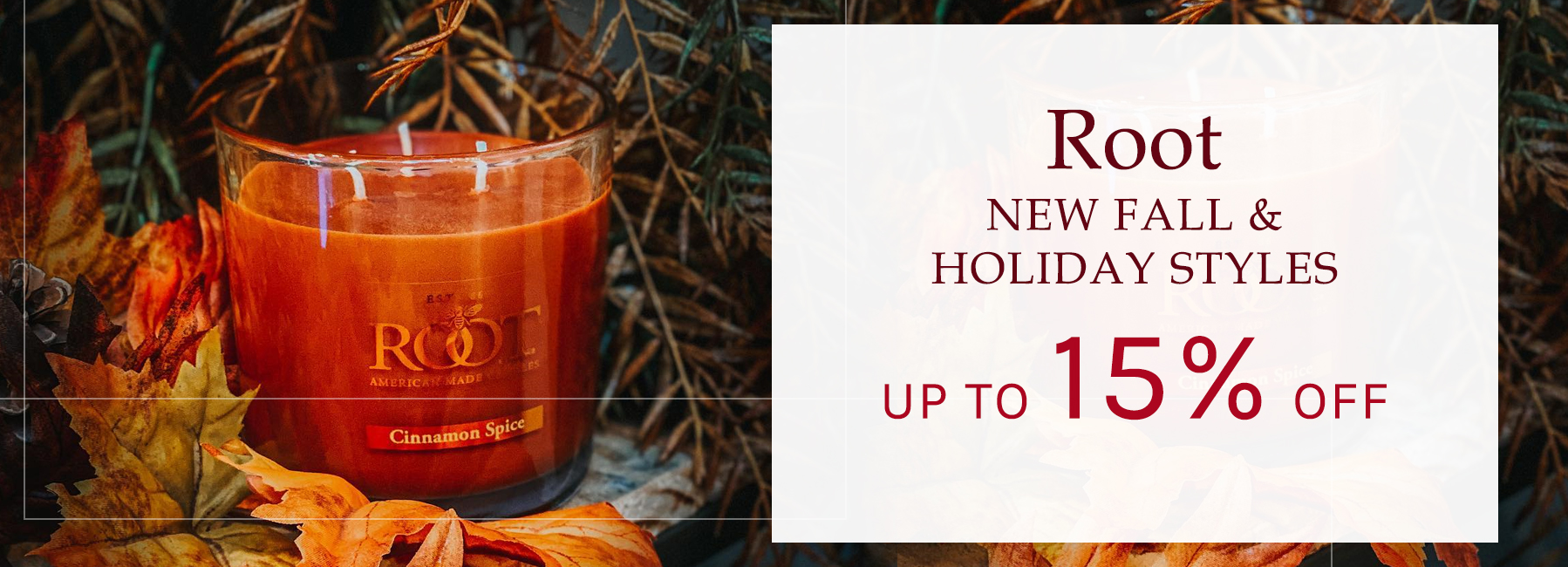 Root - NEW Fall and Holiday Styles - Up To 15 Percent OFF