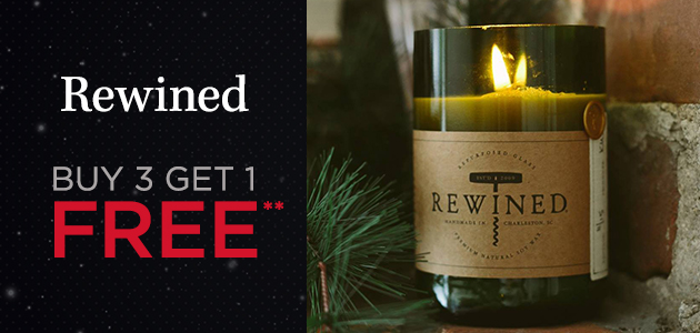 Rewined - Buy 3 Get 1 FREE - Click for Details
