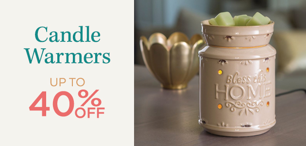 Candle Warmers - Up To 40 Percent OFF