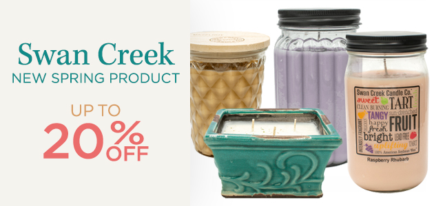 Swan Creek - New Spring Product - Up To 20 Percent OFF