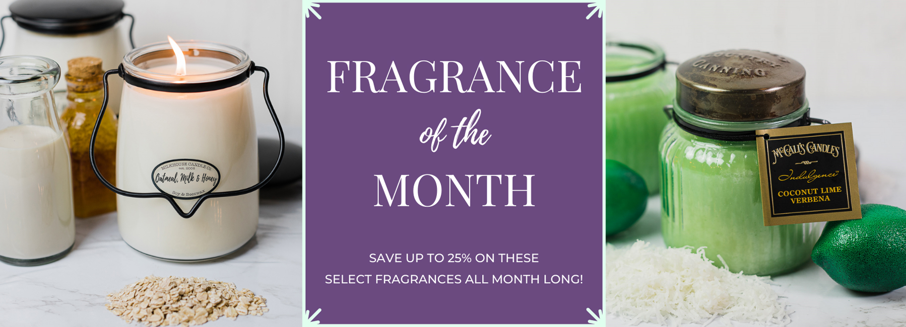 Fragrance of the Month Sale